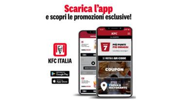 App KFC Italia