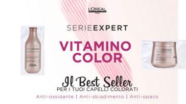 Campioni omaggio Vitamino Color L'Oreal