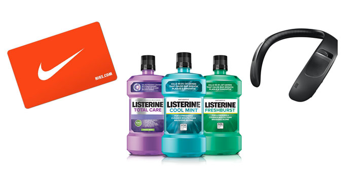 Concorso Listerine