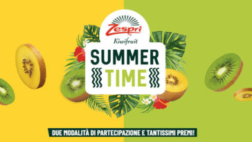 "Concorso Zespri ""Summer Time"""