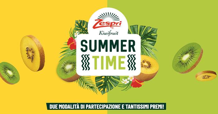 """Concorso Zespri """"Summer Time"""""""