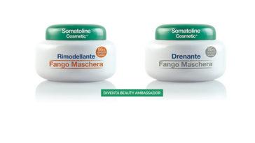 Diventa Ambassador fanghi maschera Somatoline