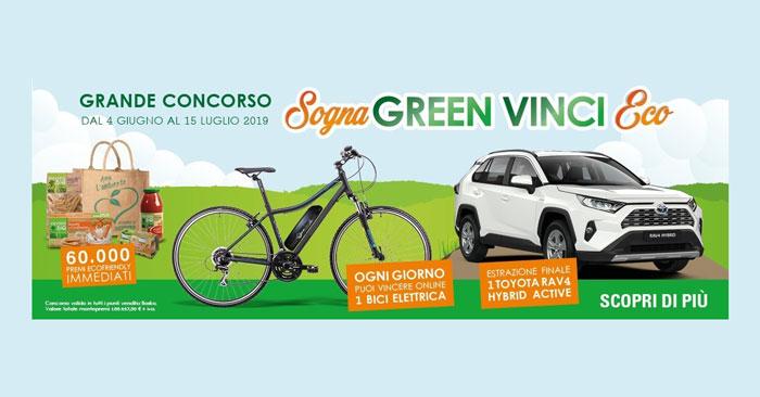 "Concorso Basko: ""Sogna Green vinci Eco"""