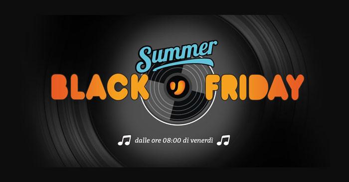 Summer Black Friday Unieuro