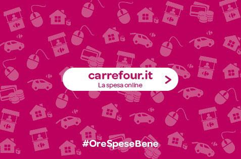 Carrefour spesa online