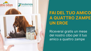 Almonature Holistic gratis per un mese