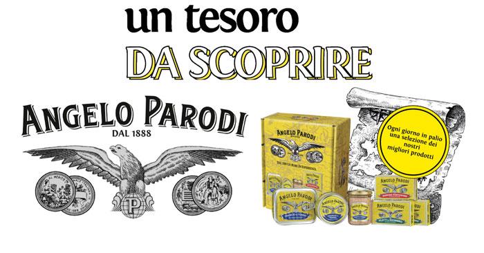 Angelo Parodi: vinci box prodotti e soggiorni!