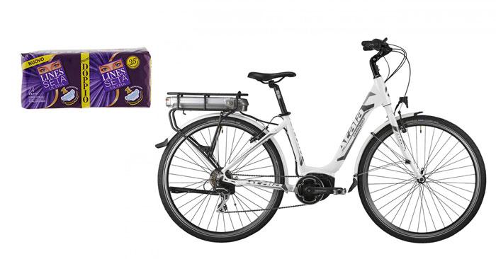 Con LINES puoi vincere una bicicletta elettrica