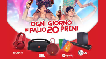 Concorso Coca-Cola summer music
