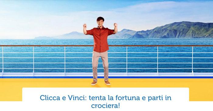 """Concorso """"Costa Clicca e Vinci!"""""""