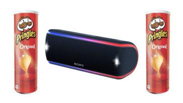 Concorso Pringles: vinci speaker Sony!