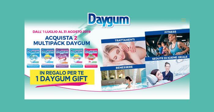 Daygum Gift (premio sicuro)
