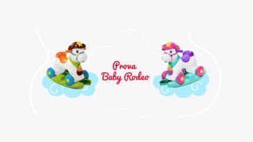 Diventa tester Baby Rodeo Chicco