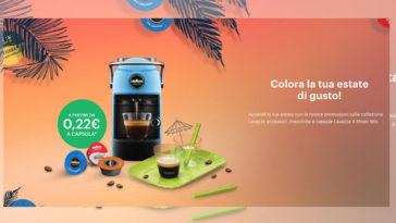 Lavazza colora la tua estate (caps da 0,22 cent)