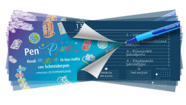 Schneider Pen Power: partecipa gratis al concorso