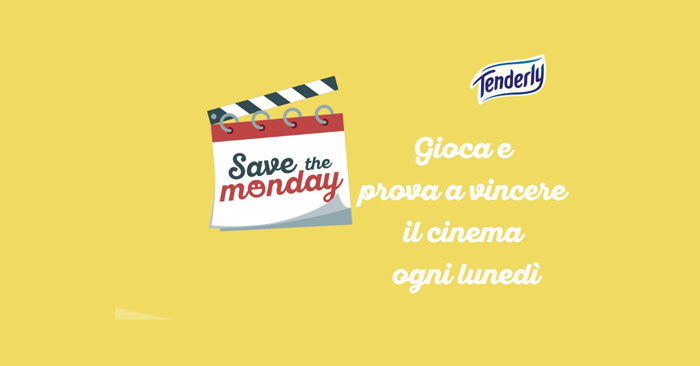 Vinci con Tenderly e Tutto (in palio buoni cinema)