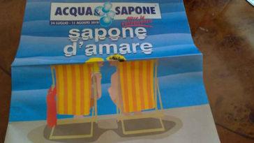 Volantino Acqua&Sapone dal 24 luglio all'11 agosto 2019
