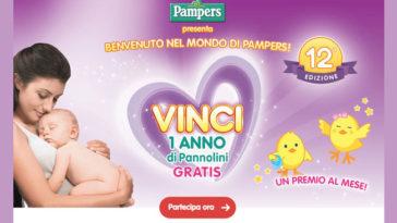 Benvenuto nel mondo di Pampers