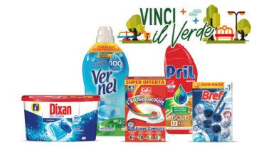 """Concorso Henkel """"Vinci il verde"""""""