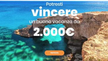 """Concorso """"Il gusto dell'estate"""" Eurospin Viaggi"""