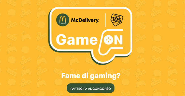 Concorso McDelivery