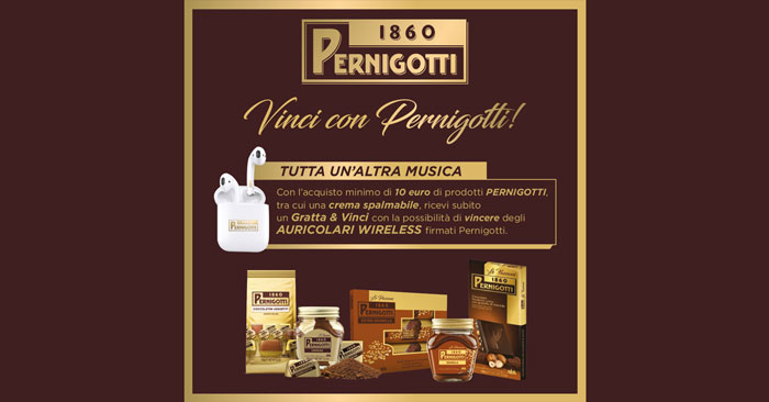 "Concorso Pernigotti ""Back to School"""