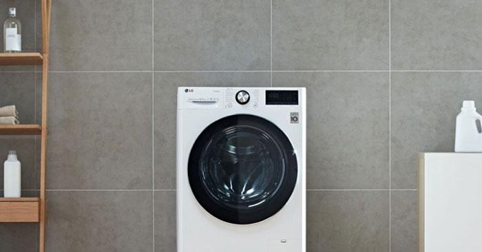 Diventa tester LG – Lavatrice intelligente AI DD™