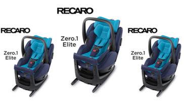 Diventa tester passeggino Recaro Zero.1 Elite