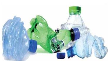 Eliminare imballaggi di plastica