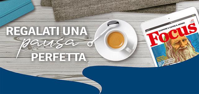 Premio sicuro Lavazza: riviste Mondadori
