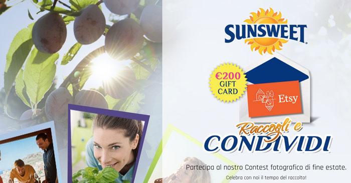 SunSweet: raccogli e condividi
