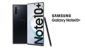 Vinci Samsung Galaxy Note 10 con tim Party