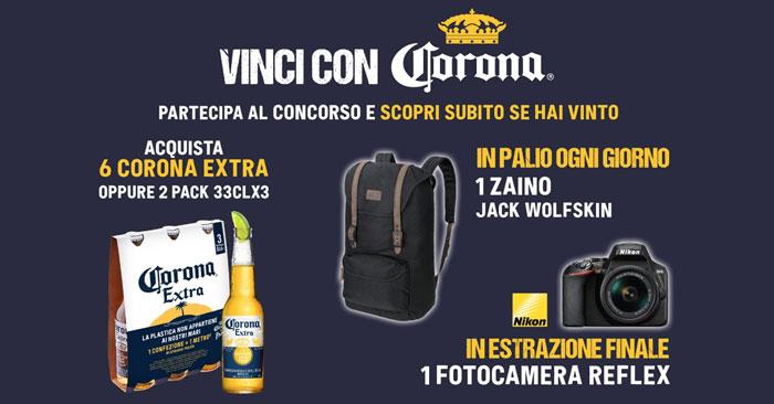 Vinci con Corona