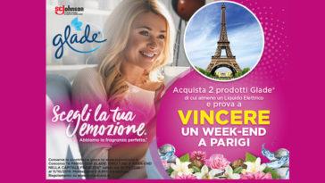 A Parigi con Glade
