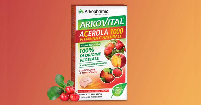 Arkovital Acerola
