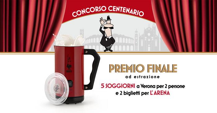 Bialetti concorso Centenario