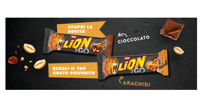 Buoni sconto Lion 2GO