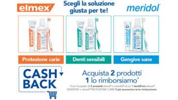 Cashback Elmex Meridol