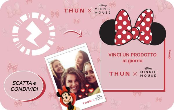 """Concorso Gratuito """"Thun per Minnie Mouse"""""""