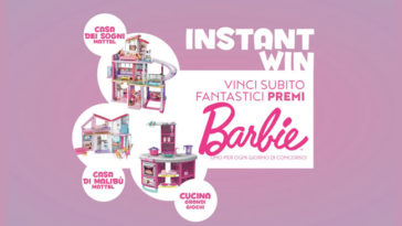 Concorso Original Marines vinci Barbie