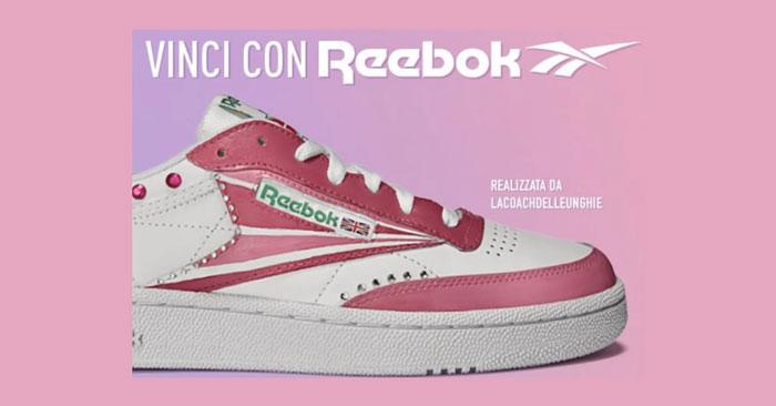 """Concorso """"Reebok Sneaker Drop"""""""