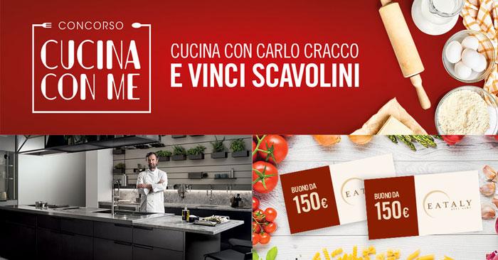 """Concorso Scavolini """"Cucina con me"""""""