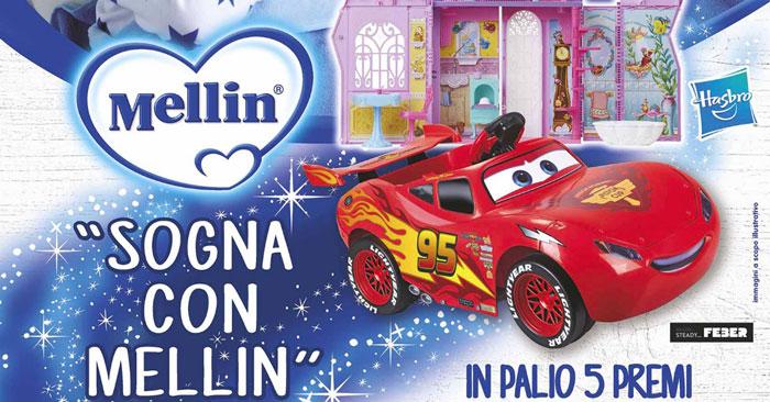 Concorso Sogna con Mellin