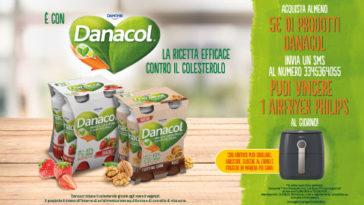 Danacol: vinci airfryer Philips