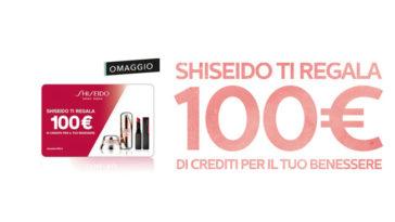 Douglas e Shiseido ti regalano voucher esperienziali