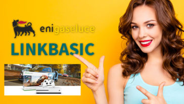 Eni LinkBasic: Vinci XBOX ONE S