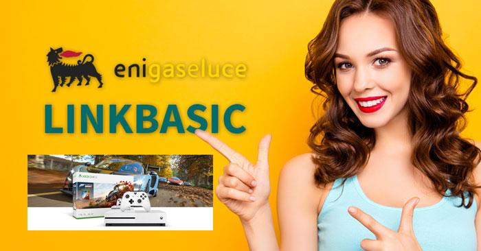 Eni LinkBasic: Vinci XBOX ONE S