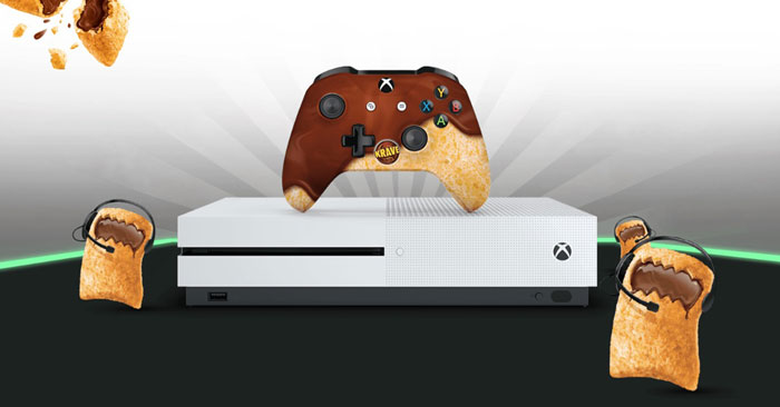 Kelloggs Krave: vinci Xbox