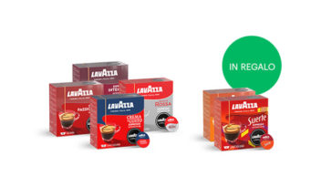 "Lavazza ""back to school"
