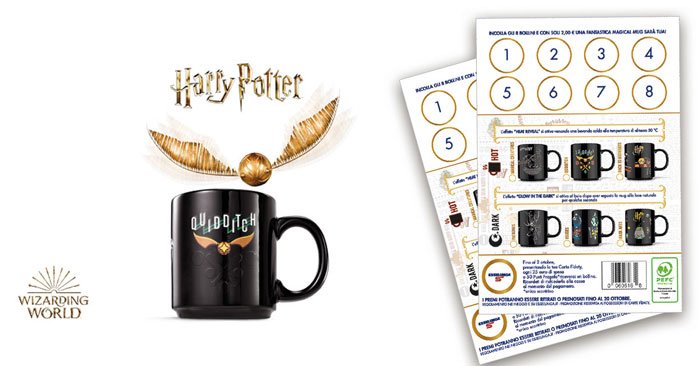 Mug Harry Potter Esselunga
